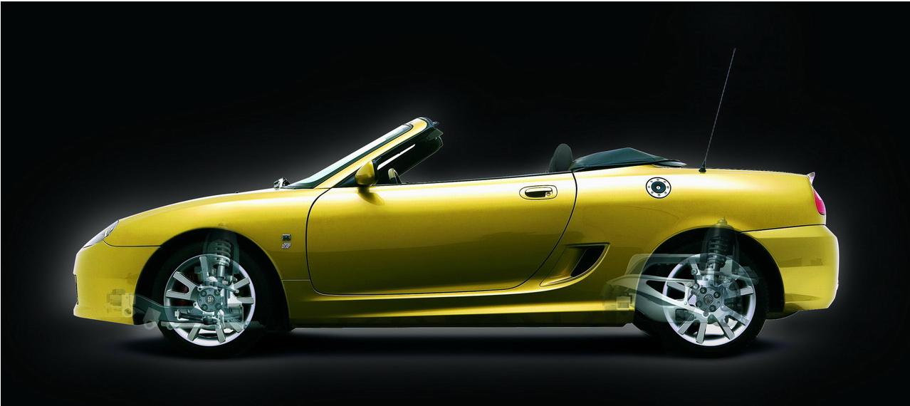 世界知名品牌汽车工业设计赏析,为什么这些汽车让人们疯狂