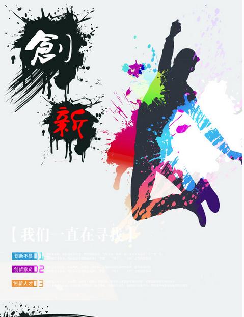 海报设计的分类,海报设计有几种类型
