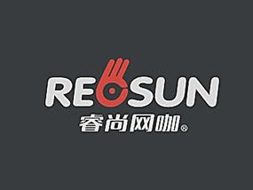 睿尚网咖logo设计