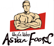 Uncle Woo Asian Food(LOGO)