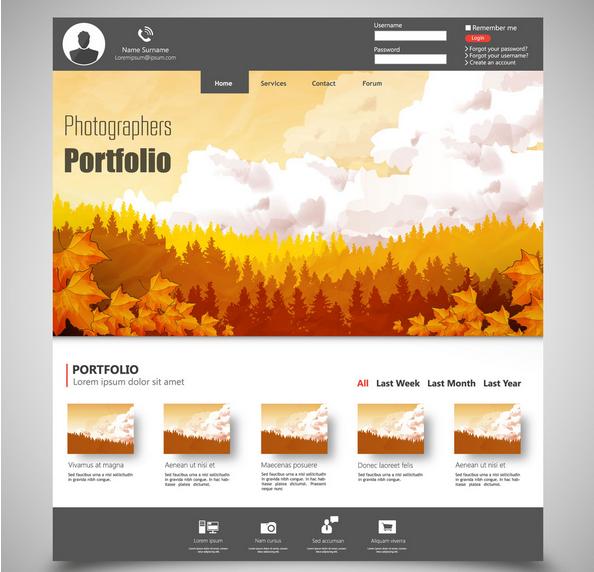 企业网页设计方法,受欢迎的网页如何设计的