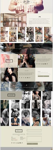 艺术网站类