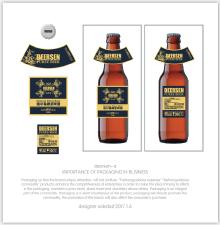 【德式啤酒瓶箱package】
