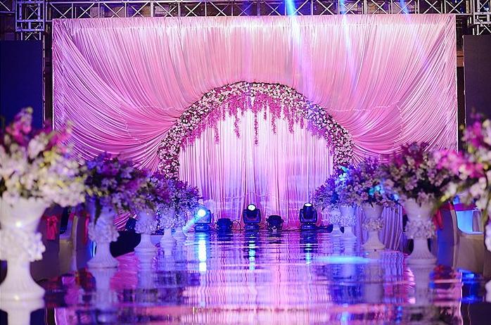 蓝色主题婚礼策划方法,如何布置蓝色主题婚礼现场