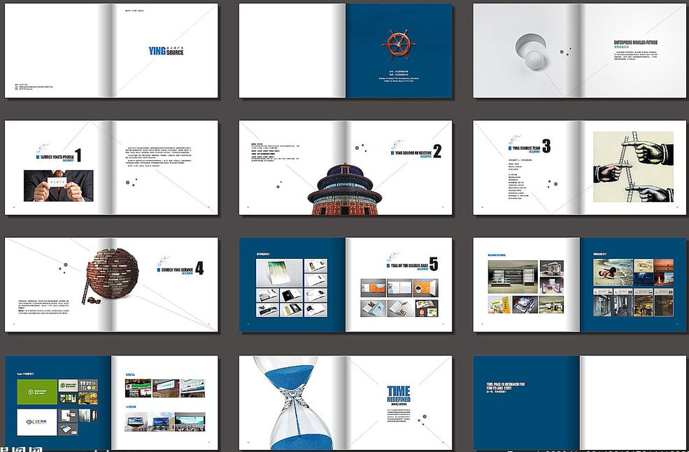 企业宣传画册制作怎么选择材料,材料对企业宣传画册制作的影响