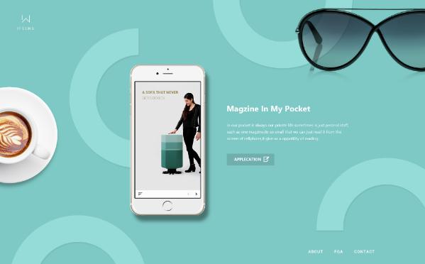 网页设计技巧,最先进的网站首页设计方法