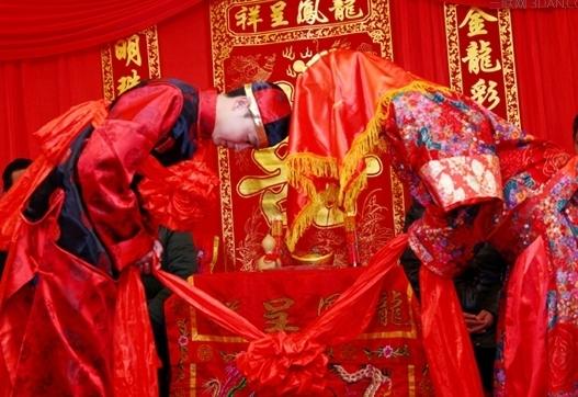 中式婚礼策划方案案例,花轿婚礼怎么举行