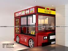 威客服务:[81150] 奶茶店效果图 奶茶店设计