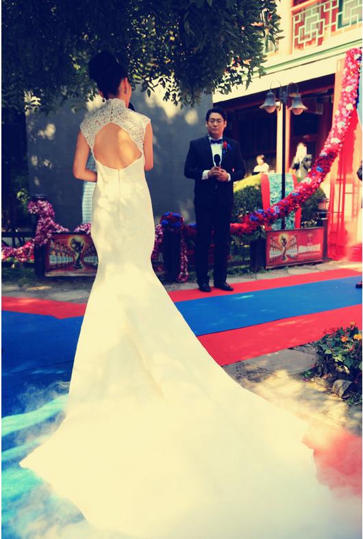 浪漫婚礼布置方法,婚礼现场要怎么布置