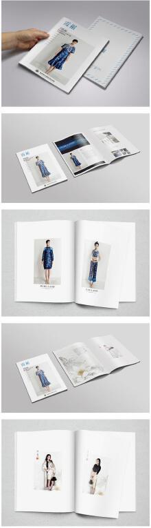 服装专业画册设计