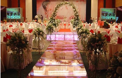 婚礼当天婚礼流程,婚礼是如何举行的