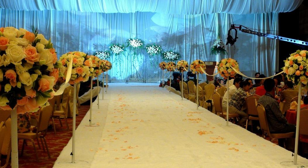 浪漫婚礼策划案例欣赏,如何给自己举行一场完美的婚礼