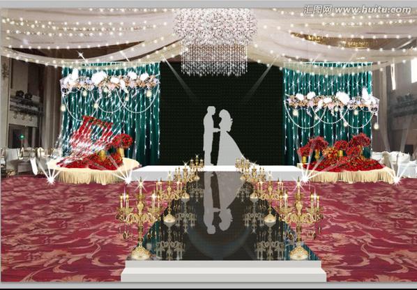 西式婚礼策划方案,西式婚礼常识解析