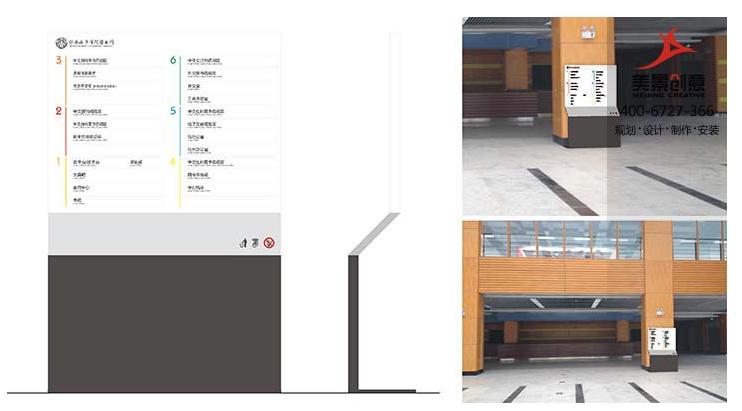 校园标识导视设计有什么做作用,校园标识导视设计要求