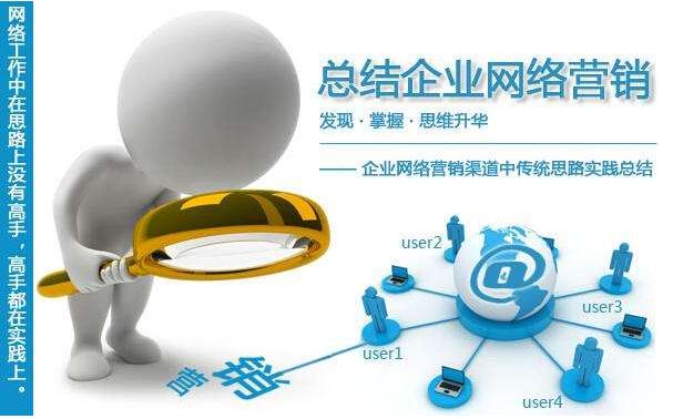 网络营销技巧,五个网络营销新的分享