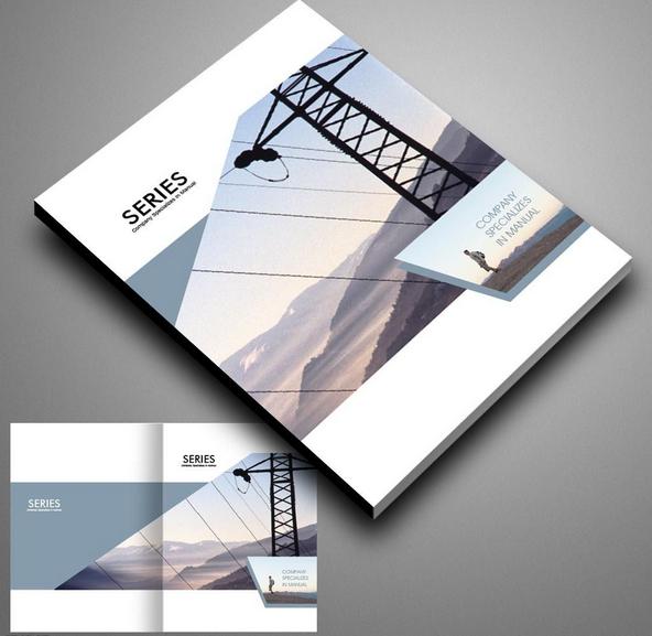 现代画册设计风格类型有几种,如何选择合适的画册设计风格