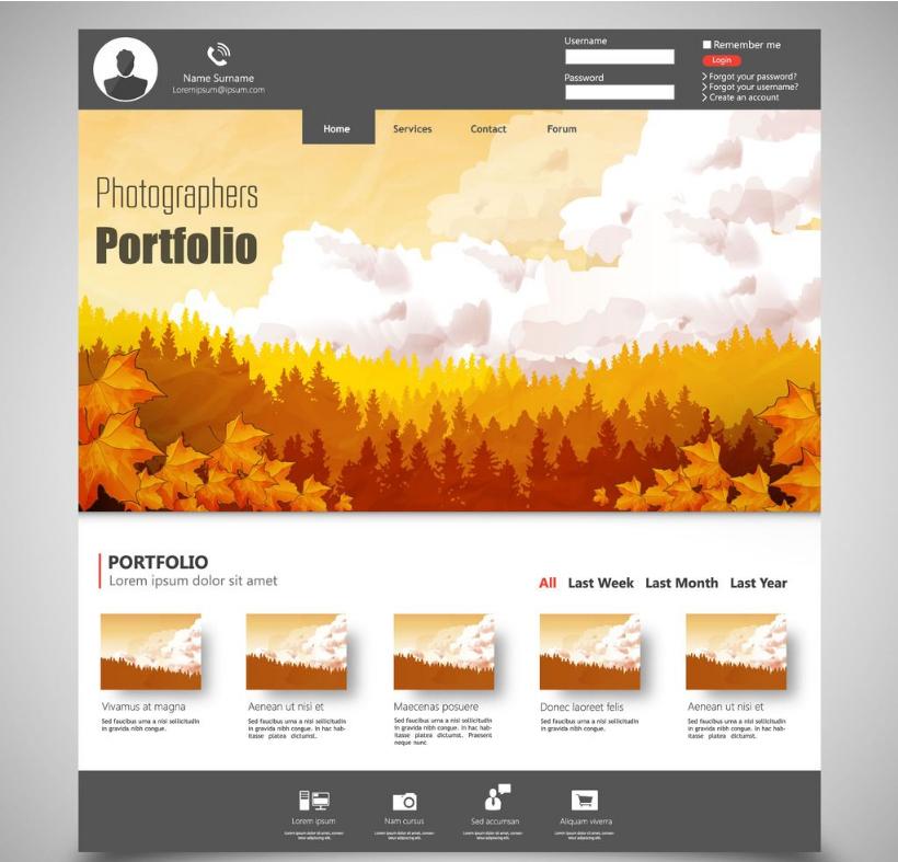 网页设计的技巧,网页设计配色要如何选择