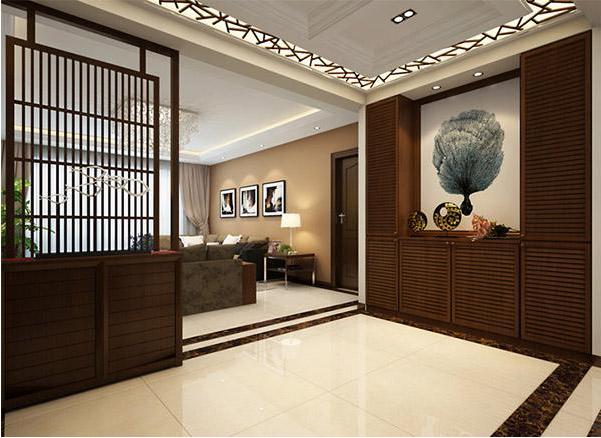 新房的玄关设计方法,如何让新房玄关更加美观