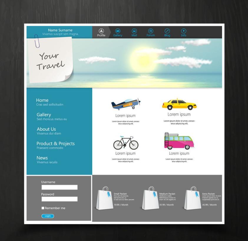 网页设计中配色选择的重要性,配色对于网站的意义