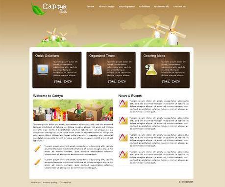 汉堡式网页设计好不好,如何设计出用户喜欢的网页