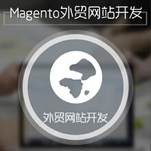 Magento外贸网站开发