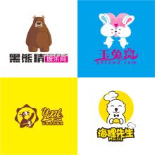 卡通类logo