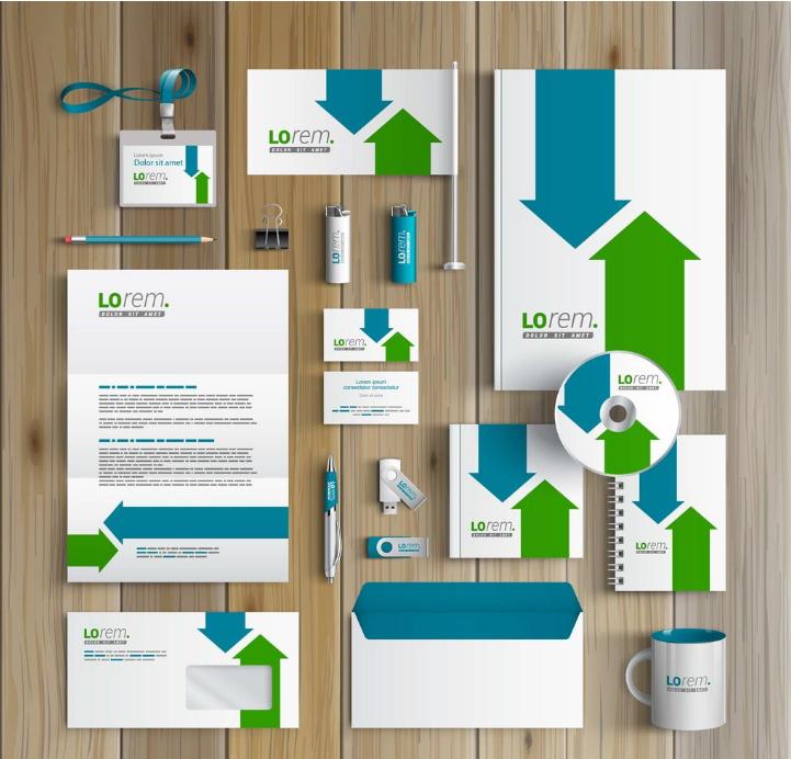 用企业VI设计塑造品牌形象,VI设计如何展现品牌的精彩
