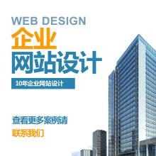 企业官网建设或设计