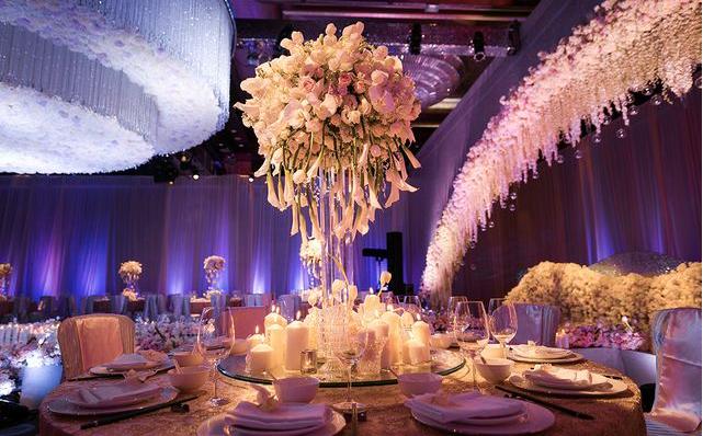 婚礼策划创意推荐,如何给客人一个难忘的婚礼
