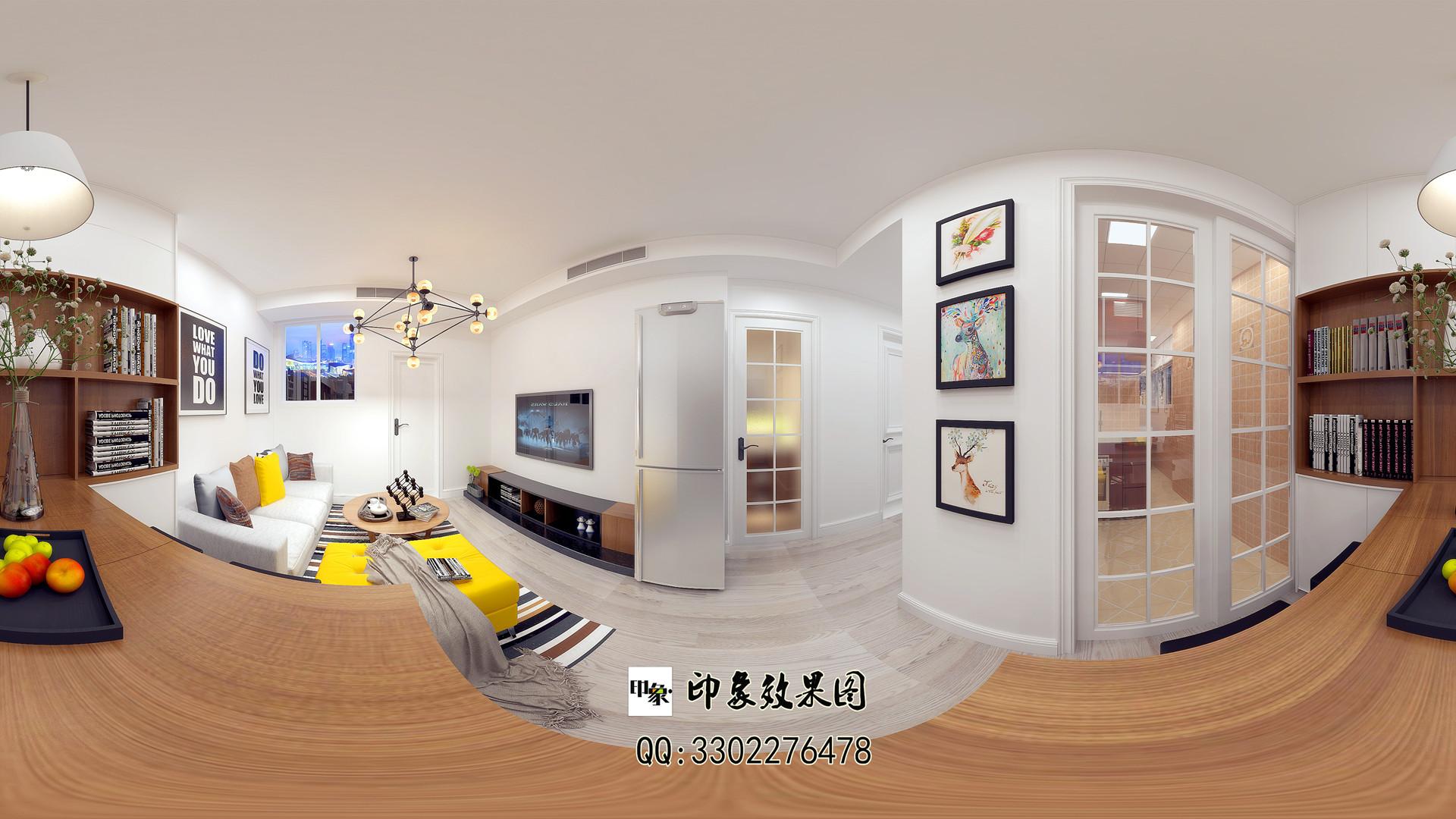 360全景装修-装修360全景效果图,实景装修案例,720度