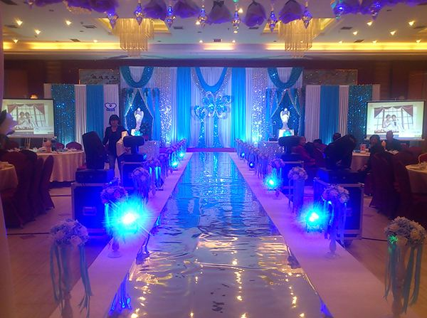 最详细婚礼流程,浪漫的婚礼是如何举行的