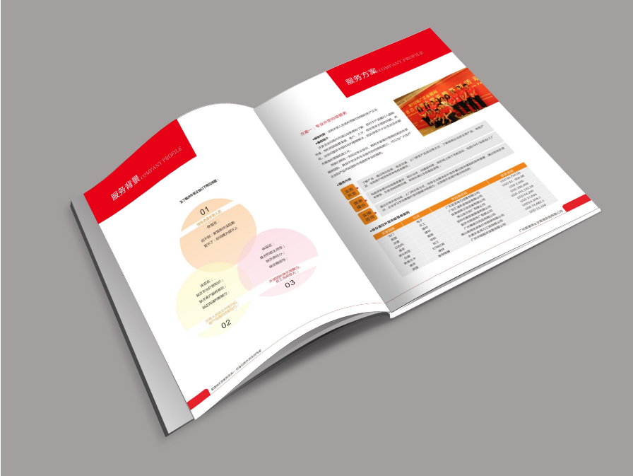 宣传册彩页设计须知,宣传册彩页设计常见规格