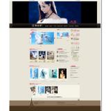 宣传展示型网站