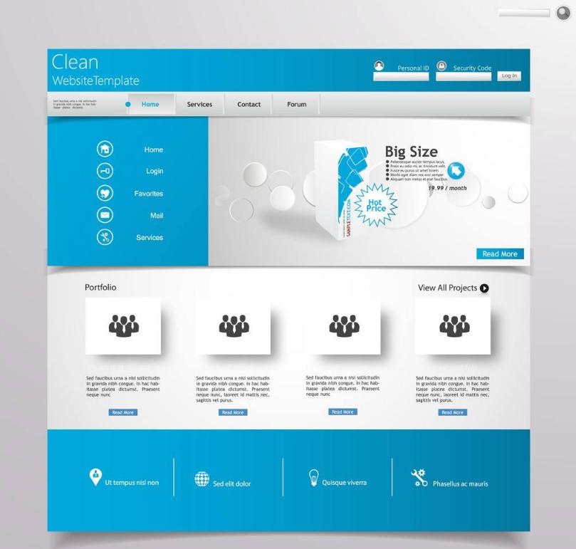 创意网页设计要求,如何让自己设计的网页更有创意