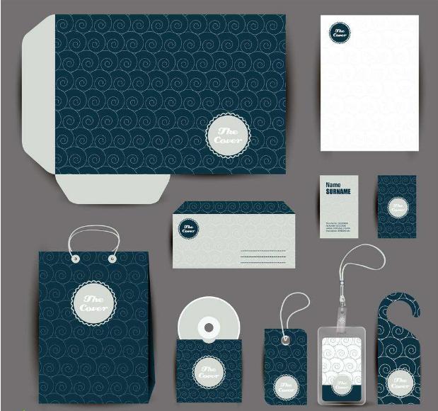 品牌VI设计的辅助图形设计方法