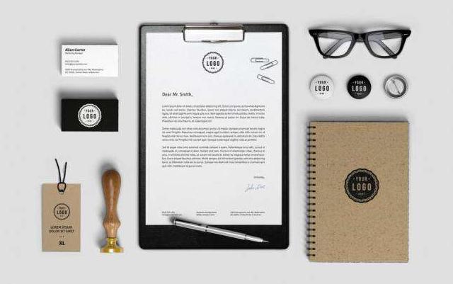 品牌VI设计辅助图形运用技巧,辅助图形运用的实际案例