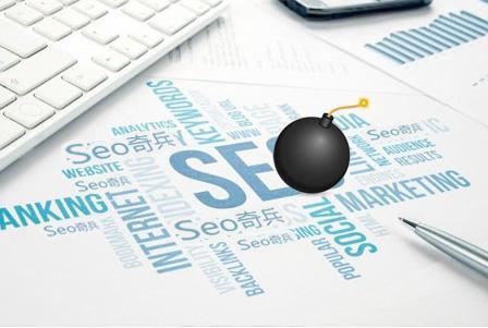 搜索引擎优化一直做不好?网站标题写对了吗