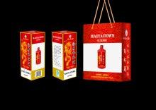 包装设计 酒盒包装