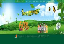 天人果汁全能网站建设