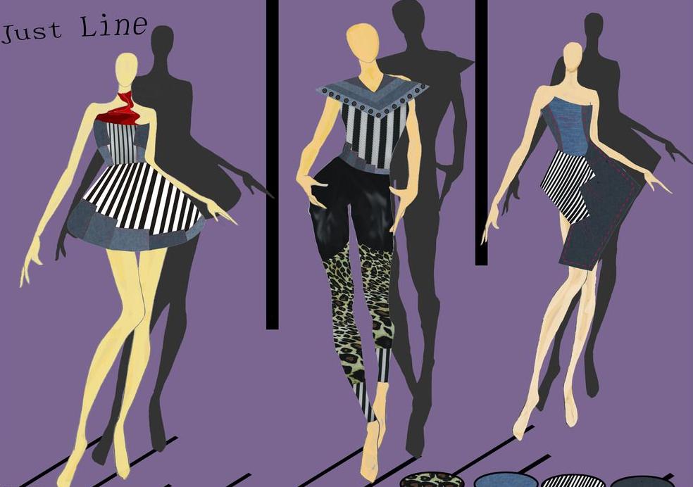 服装设计的服装款式图的重要性,为什么要画服装款式图