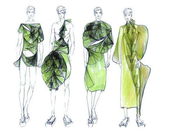 服装设计要如何充分展现协调比例美