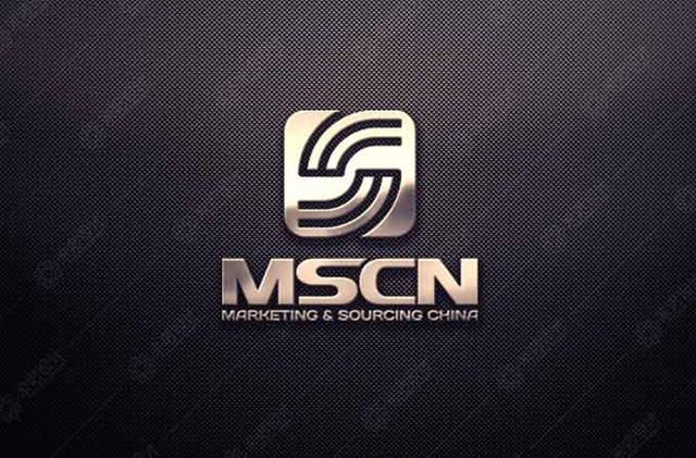 MSCN中国买卖网站LOGO设计
