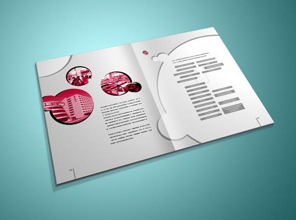 找企业宣传册设计服务如果你这样想就完全错了