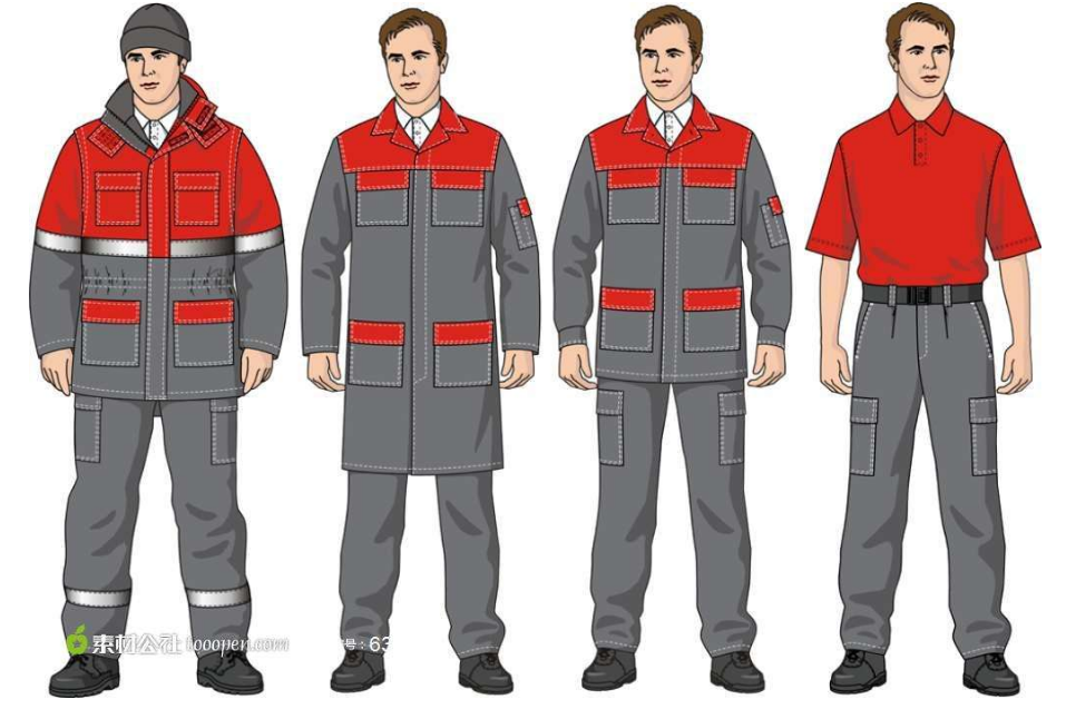 工作服设计常识,工作服设计技巧
