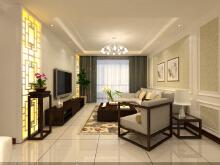威客服务:[89485] 新中式室内设计
