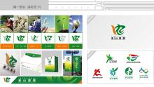 上海市青少年实践活动金山基地标志设计