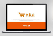 久益农品牌logo设计