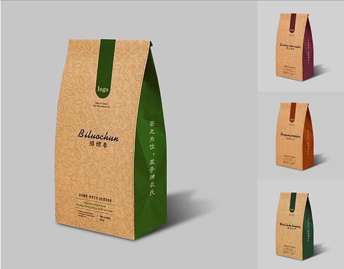包装设计浅析中国现代茶叶包装