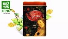 塔若熙欧式果茶系列包装设计