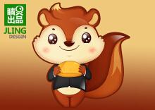 松鼠卡通形象设计